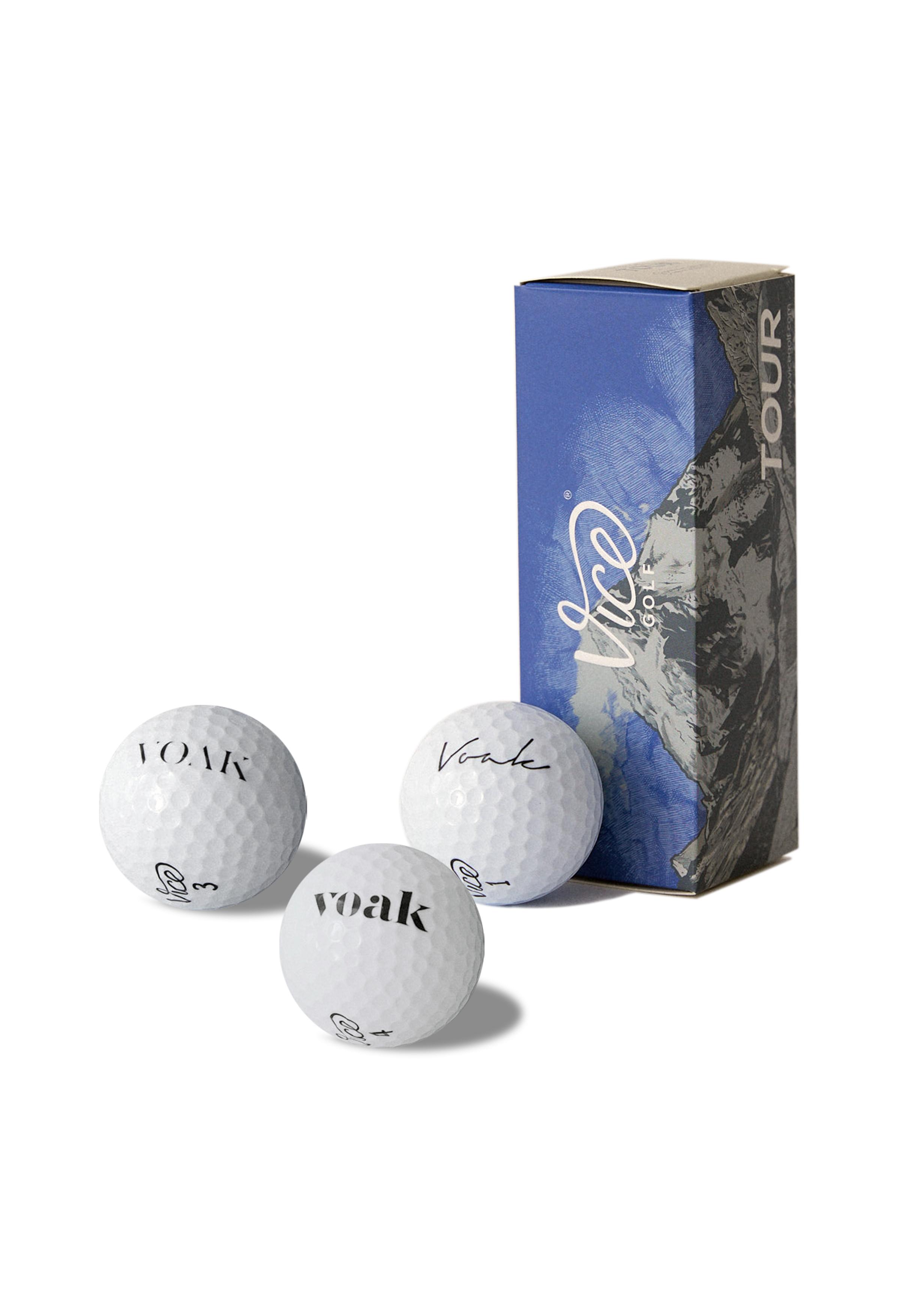 Vice Golf x Voak Sportswear Tour Golf Balls