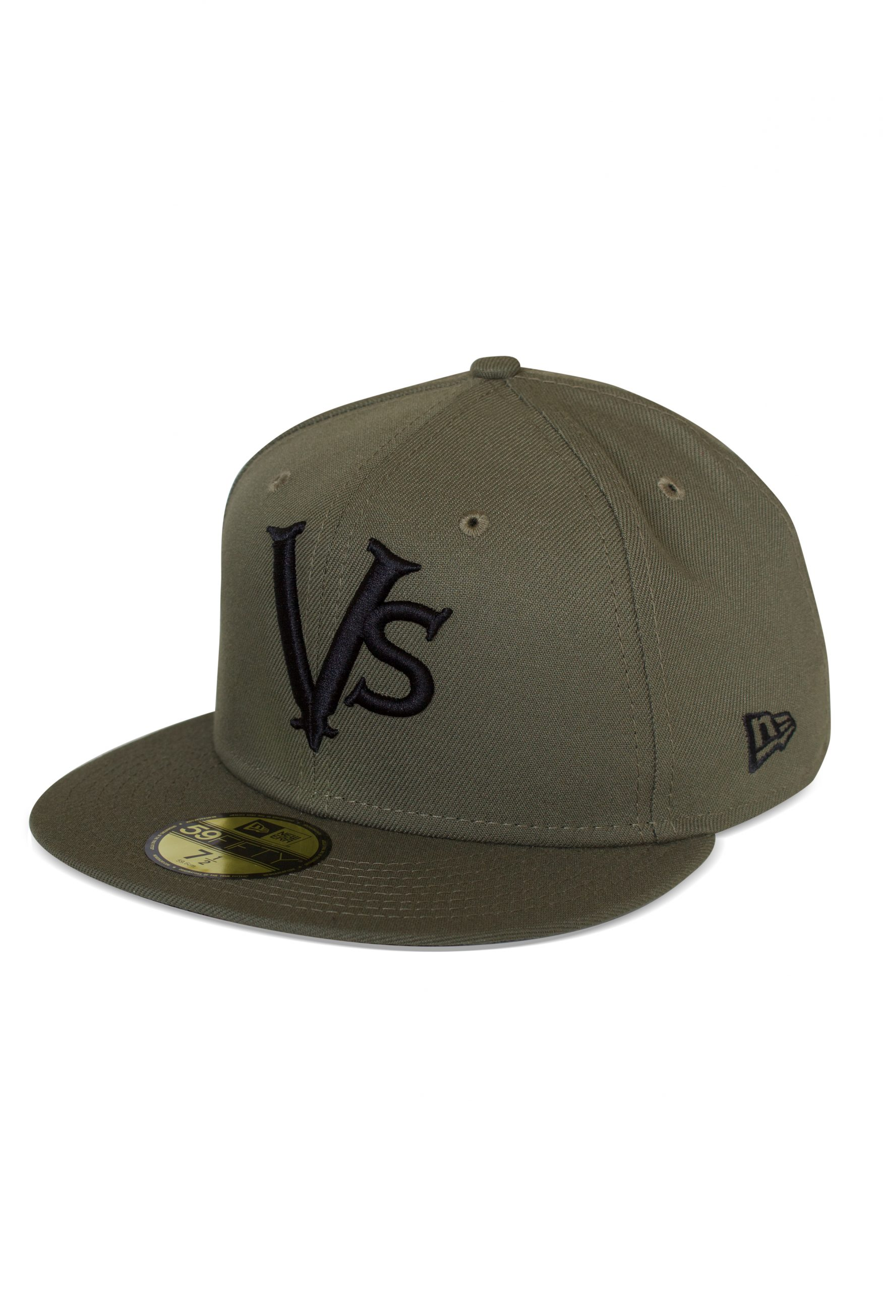 VS New Olive New Era 59Fifty Fitted Cap