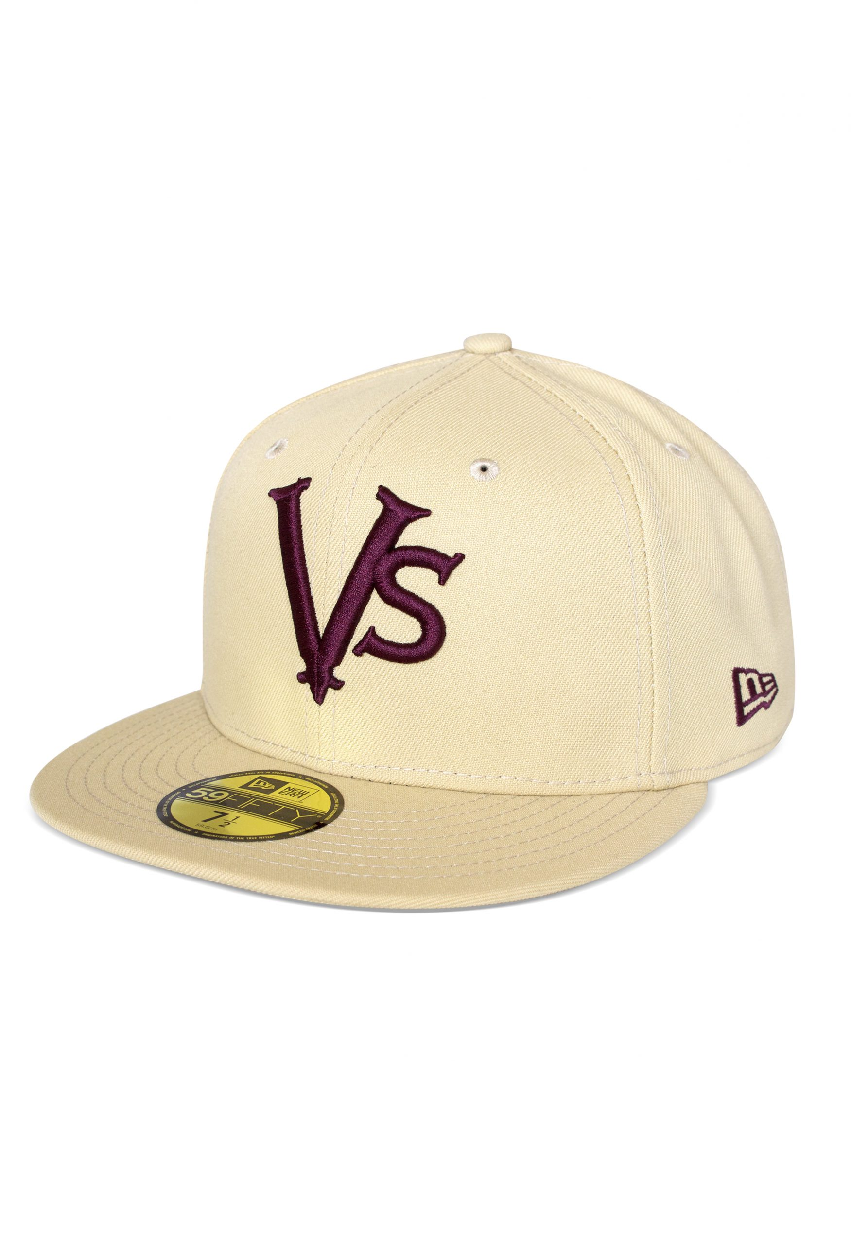 VS Vegas Gold New Era 59Fifty Fitted Cap