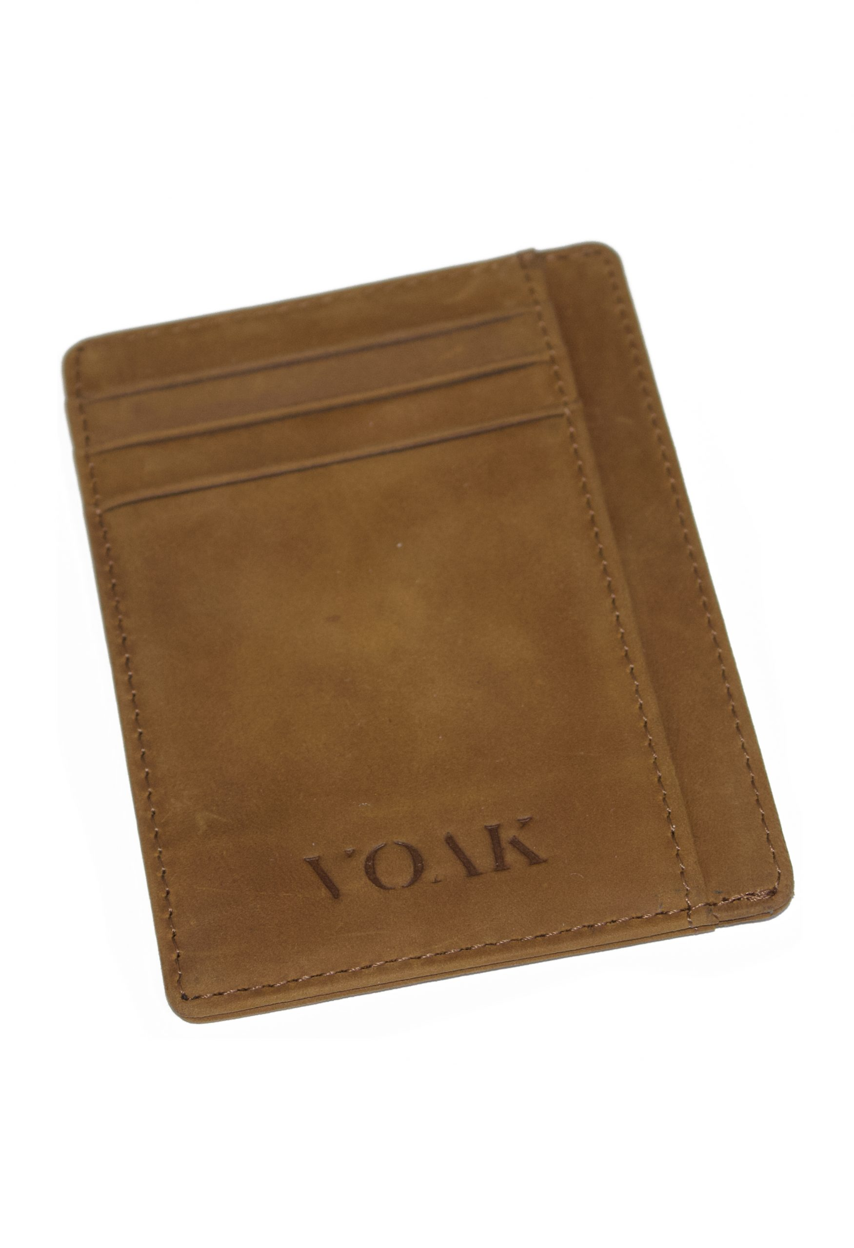 Voak Genuine Leather Cardholder