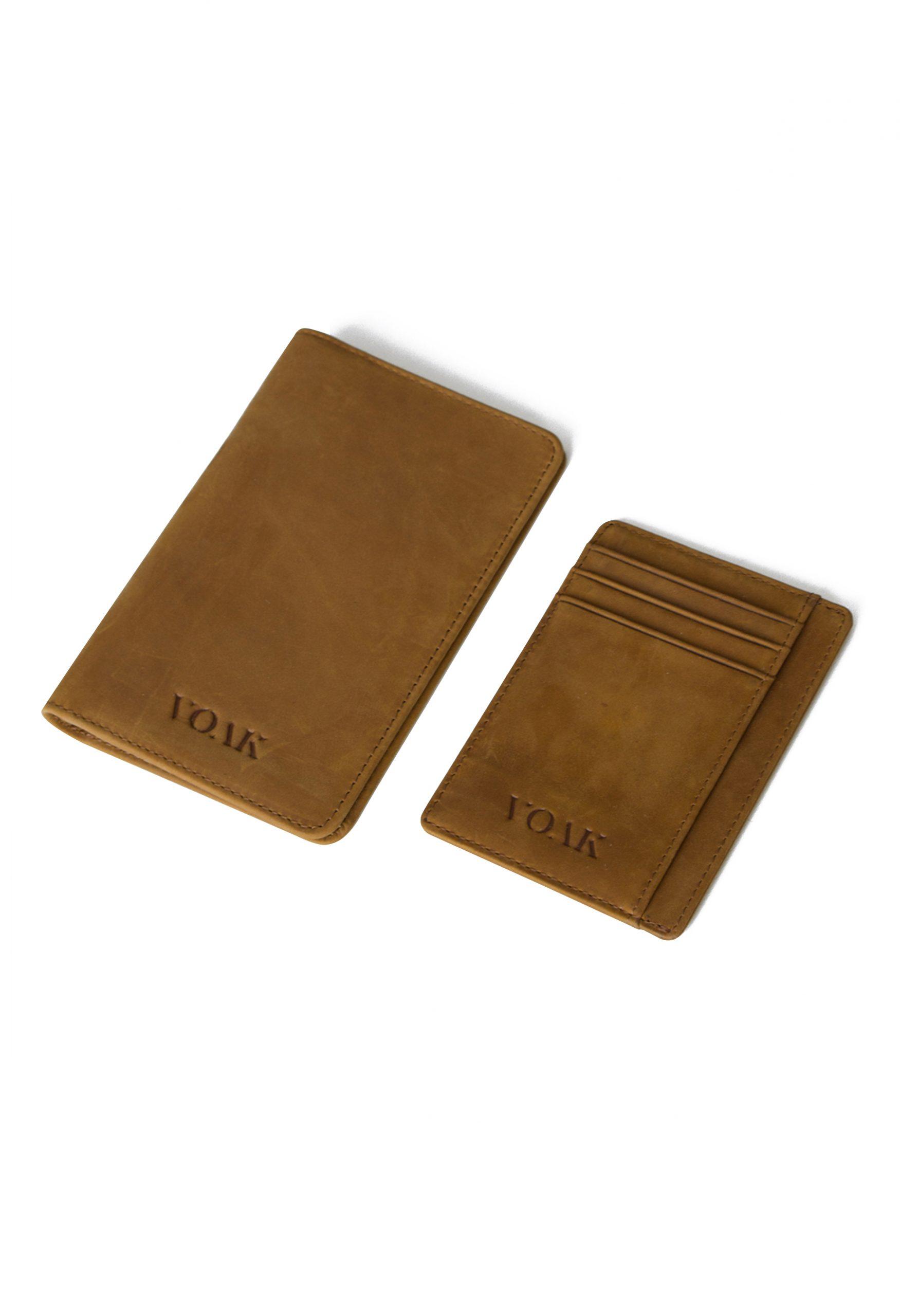 Voak Genuine Leather Package